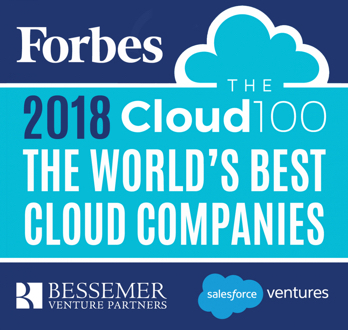 Forbes: 2018 Cloud 100
