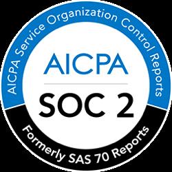 SOC 2、Type II認証