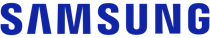 Samsung blue logo